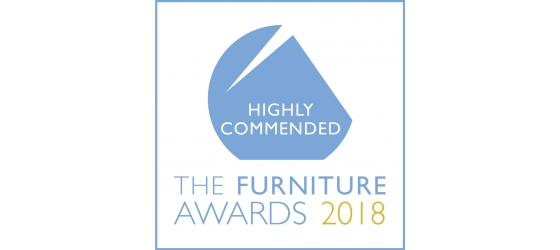Highly Commended in the Furniture Awards