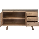 LARGE SIDEBOARD WITH 2 DOORS 3 DRAWERS