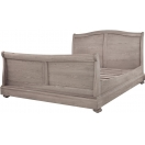 "6'0"" HIGH FOOT END SLEIGH BED"