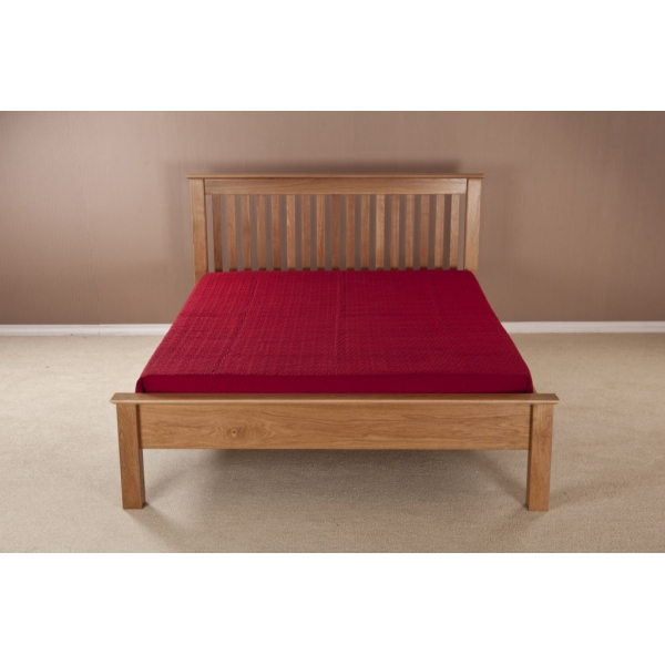 5' LOW FOOT END BED