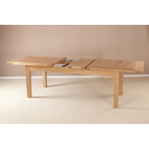 "6'8"" EXTENDING TABLE (2 LEAF)"