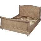 "4'6"" HIGH FOOT END SLEIGH BED"