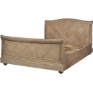 "5'0"" HIGH FOOT END SLEIGH BED"
