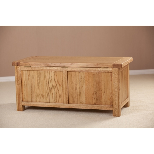 LARGE BLANKET BOX