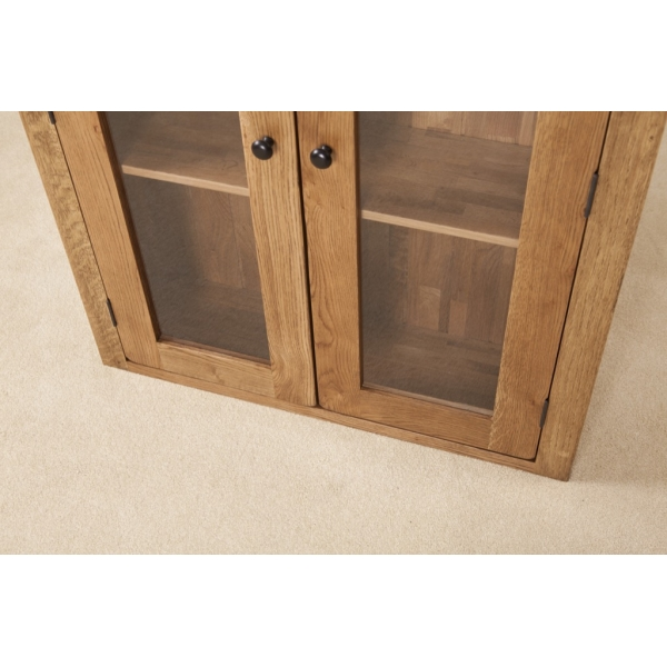 3' GLASS DOOR DRESSER TOP