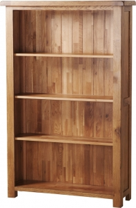 5' WIDE BOOKCASE