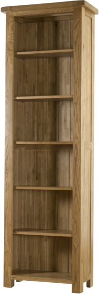6' NARROW BOOKCASE