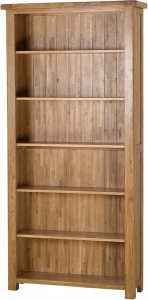 6' WIDE BOOKCASE