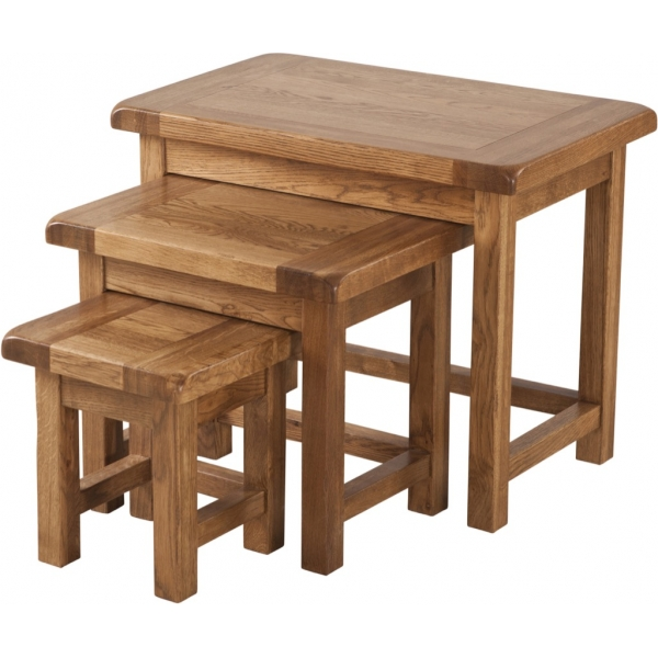 SMALL NEST OF TABLES