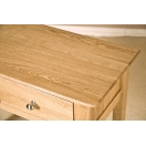 CONSOLE TABLE 2 DRAWER